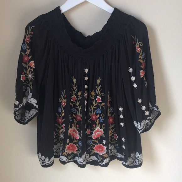 Johnny Was Tops Harleth Blouse Poshmark